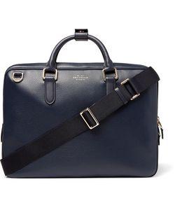 Smythson | Burlington Grained-Leather Briefcase