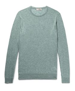 John Smedley | Theon Élange Cotton And Cashere-Blend Sweater