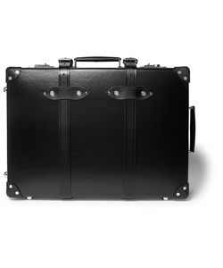 Globe-Trotter | 21 Leather-Trimmed Trolley Case