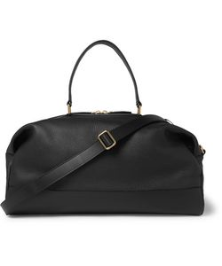 Globe-Trotter | Propellor Pebble-Grain Leather Holdall