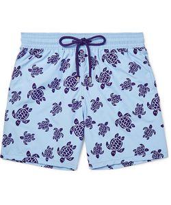 Vilebrequin | Oorea Id-Length Flocked Swi Shorts