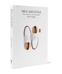 Abrams | Men Style Hardcover Book