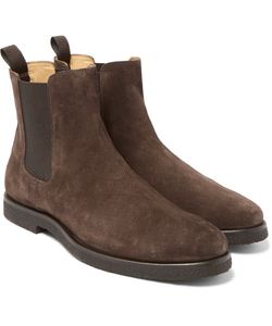 Officine Creative | Harvard Suede Chelsea Boots
