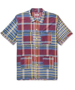 Engineered Garments | Checked Cotton Shirt