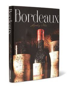 Assouline | Bordeaux Legendary Wines Hardcover Book