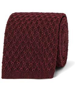 Ermenegildo Zegna | 5cm Knitted Silk Tie