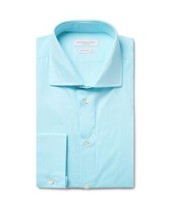 Richard James | Cutaway-Collar Cotton-Poplin Shirt