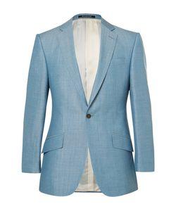 Richard James | Slim-Fit Wool Linen And Mohair-Blend Suit Jacket