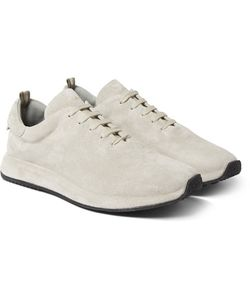 Officine Creative | Race Suede Sneakers