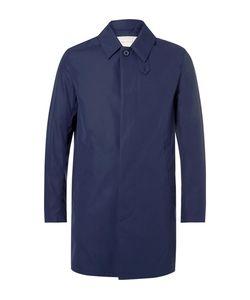 Mackintosh | Slim-Fit Bonded-Cotton Raincoat