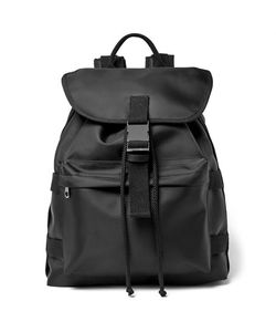 A.P.C. | A.P.C. Sylvain Canvas-Trimmed Shell Backpack