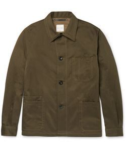 Paul Smith | Cotton And Linen-Blend Twill Jacket