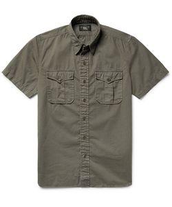 Rrl | Brushed Cotton-Twill Shirt