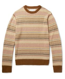 Our Legacy | Striped Linen Sweater