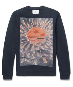 Folk | Goss Brothers Setting Sun Loopback Cotton-Jersey Sweatshirt