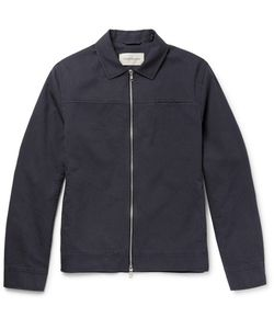 Oliver Spencer | Buck Pinstriped Cotton Jacket