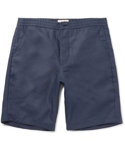 Oliver Spencer | Linen Drawstring Shorts