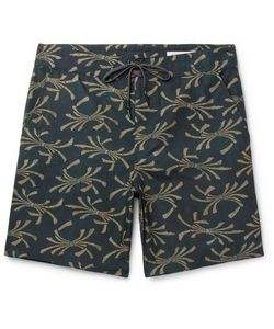 Outerknown | Evolution Long-Length Printed Swim Shorts