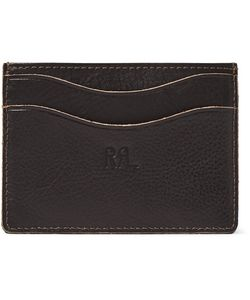 Rrl | Textu-Leather Cardholder