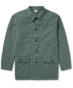 Levi's Vintage Clothing | 1960s Brushed Cotton-Twill Surplus Jacket