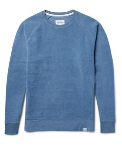 Norse Projects | Ketel Brushed Loopback Cotton-Jersey Sweatshirt