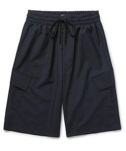 Cmmn Swdn | Wool Cargo Shorts