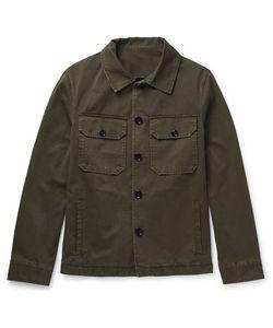 Mp Massimo Piombo | Slim-Fit Cotton-Twill Jacket
