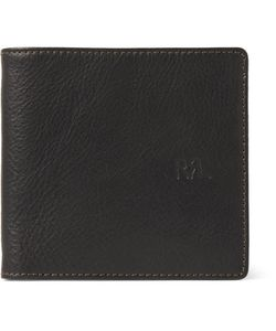 Rrl | Textu-Leather Billfold Wallet