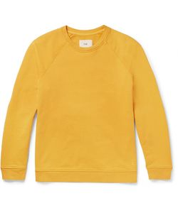 Folk | Loopback Cotton-Jersey Sweatshirt