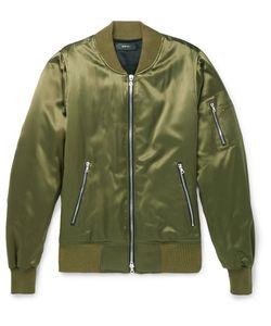 Amiri | Silk Bomber Jacket
