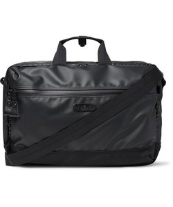 Master Piece | Master-Piece Slick Waterproof Rubberised-Leather And Cordura Convertible Bag