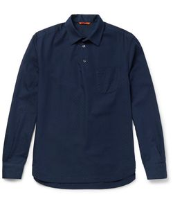 Barena | Pavan Dalma Cotton-Jacquard Shirt