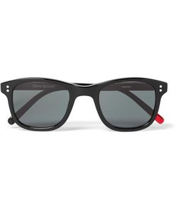 Oliver Spencer | Spencer D-Frame Acetate Sunglasses
