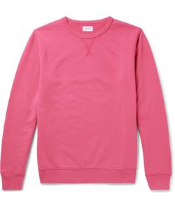Hartford | Loopback Cotton-Jersey Sweatshirt