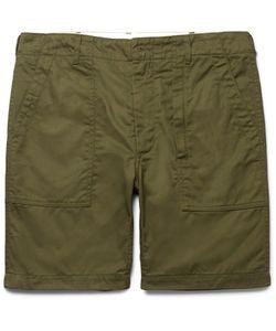 Engineered Garments | Cotton-Twill Shorts
