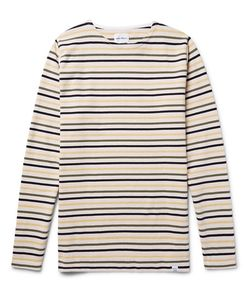 Norse Projects   Godtf Slim-Fit Striped Cotton T-Shirt