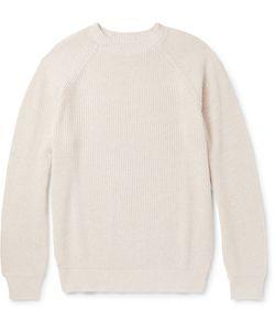 Brunello Cucinelli   Slim-Fit Cotton Sweater