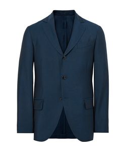 Mp Massimo Piombo | Slim-Fit Wool And Mohair-Blend Suit Jacket