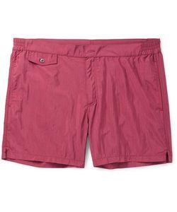 Incotex | Short-Length Swim Shorts