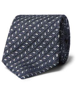 Ermenegildo Zegna | 8cm Textu Silk-Blend Tie