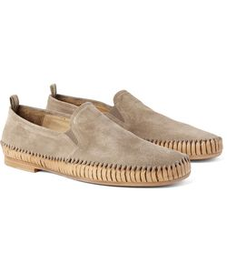 Officine Creative | Maurice Shir Suede Loafers