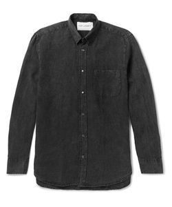 Our Legacy | Generation Linen And Cotton-Blend Shirt
