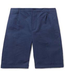 Mp Massimo Piombo | Cotton-Twill Bermuda Shorts
