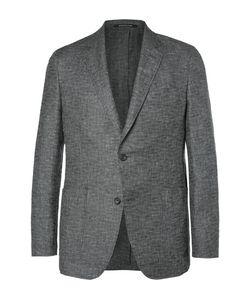 Richard James | Spirit Linen And Wool-Blend Hopsack Blazer