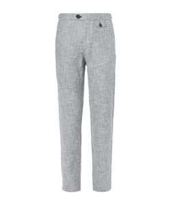 Oliver Spencer | Tab Linen And Cotton-Blend Trousers