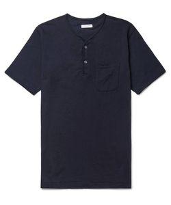 Engineered Garments | Cotton-Jersey Henley T-Shirt