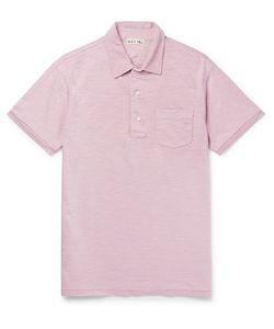 Alex Mill | Slub Cotton-Jersey Polo Shirt