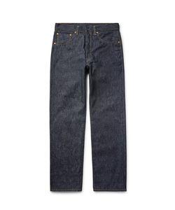 Levi's Vintage Clothing | 1955 501 Selvedge Denim Jeans Dark