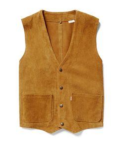 Levi's Vintage Clothing | Shorthorn Suede Vest