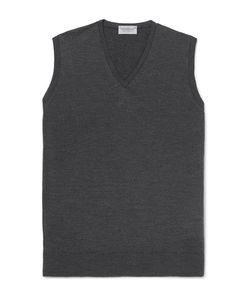 John Smedley   Hadfield Merino Wool Sweater Vest